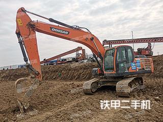 河北-保定市二手斗山DX215-9CN挖掘机实拍照片