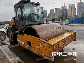 广西-桂林市二手徐工XS202压路机实拍照片