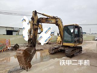 佛山小松PC60-7挖掘機實拍圖片