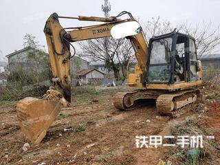 廈工XG809F挖掘機實拍圖片