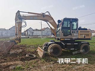 晉工JGM910LN挖掘機實拍圖片