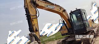 山东-德州市二手三一重工SY135C挖掘机实拍照片