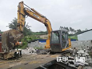 佛山加藤HD308R挖掘機實拍圖片