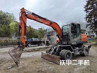 勁工JG95Z挖掘機實拍圖片