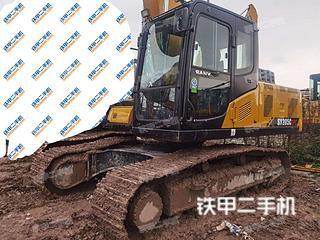 浙江-宁波市二手三一重工SY205C挖掘机实拍照片