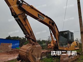 四川-成都市二手雷沃重工FR260挖掘机实拍照片