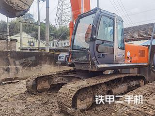 浙江-宁波市二手日立ZX250H-3G挖掘机实拍照片