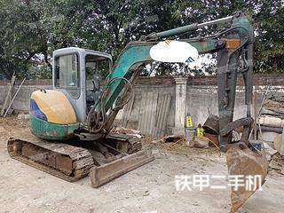 佛山小松PC40MR-2挖掘機實拍圖片