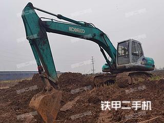 湖北-天门市二手神钢SK200-5.5挖掘机实拍照片
