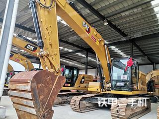 湖南-长沙市二手卡特彼勒新一代Cat®320液压挖掘机实拍照片