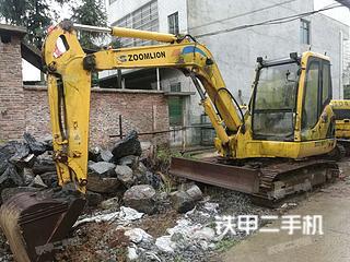 中聯重科ZE60E挖掘機實拍圖片
