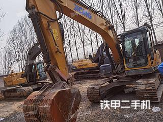 北京徐工XE150D挖掘機實拍圖片