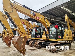 湖南-长沙市二手卡特彼勒新一代Cat®320GC液压挖掘机实拍照片