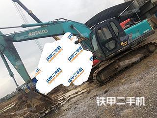 神鋼SK200-6挖掘機實拍圖片