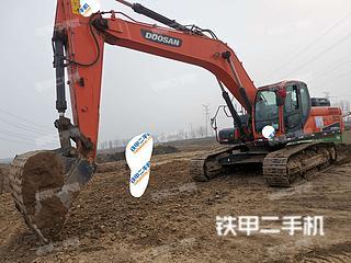 斗山DX300LC-9C挖掘機實拍圖片