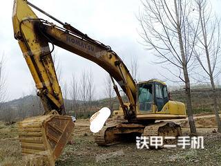 駐馬店小松PC360-7挖掘機實拍圖片
