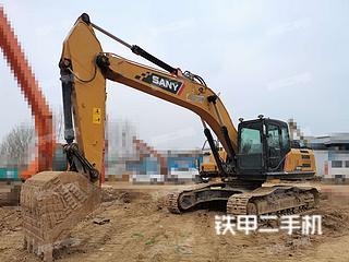 三一重工SY265C挖掘機實拍圖片
