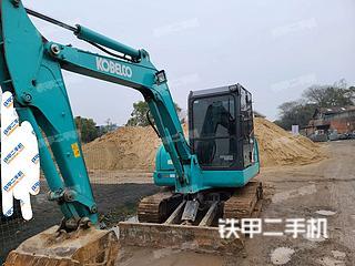 二手神钢 SK60-8 挖掘机转让出售