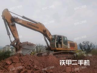 梁平利勃海爾R944C SME挖掘機實拍圖片