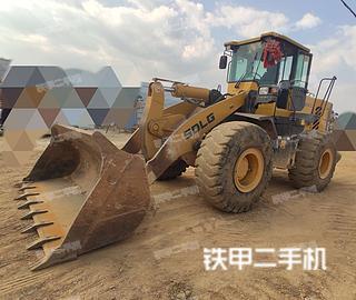 保山山东临工LG953装载机实拍图片