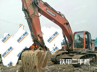 四川-成都市二手斗山DX215-9C挖掘机实拍照片
