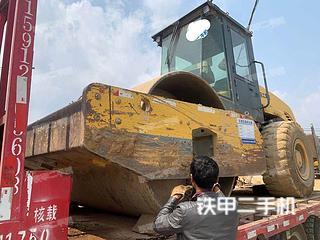 云南-文山壮族苗族自治州二手徐工XSM220压路机实拍照片