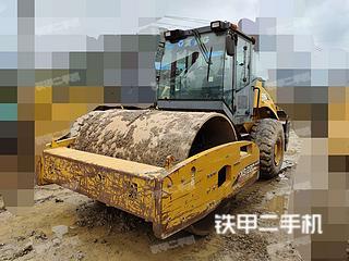 广西-河池市二手徐工XS222J压路机实拍照片