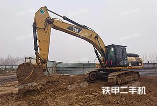 北京卡特彼勒336D液壓挖掘機實拍圖片