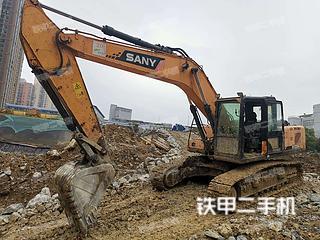 三一重工SY225C挖掘機實拍圖片