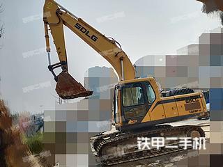 山東臨工E6210F挖掘機實拍圖片