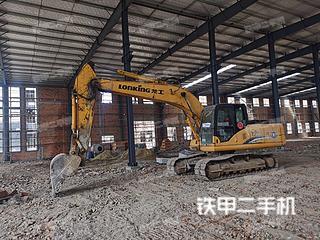 安徽-滁州市二手龙工LG6215挖掘机实拍照片