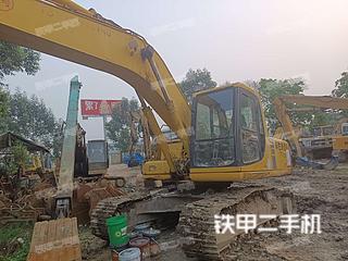佛山小松PC200-6挖掘機實拍圖片