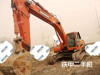 保定斗山DH300LC-7挖掘機實拍圖片