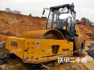 湖南-邵阳市二手厦工XG620MH压路机实拍照片