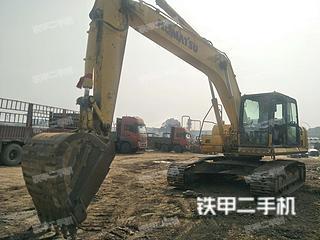 四川-成都市二手小松PC240LC-8M0挖掘机实拍照片