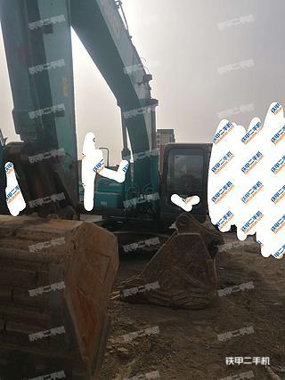 北京神鋼SK260LC-8挖掘機實拍圖片