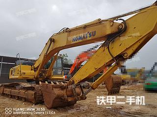 广西-南宁市二手小松PC400-8挖掘机实拍照片