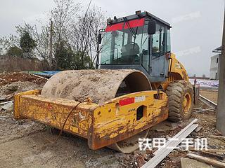 广西-桂林市二手徐工XS222J压路机实拍照片