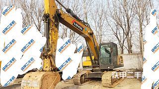 江苏-徐州市二手雷沃重工FR200E挖掘机实拍照片