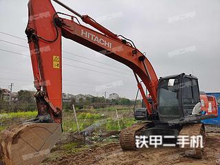 日立ZX200-5A挖掘機實拍圖片