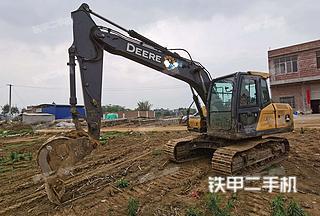 二手约翰迪尔 E140LC 挖掘机转让出售