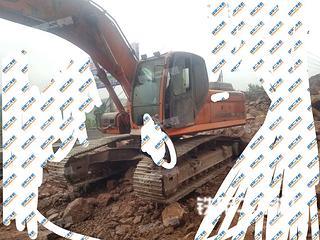 達州斗山DX260LC挖掘機實拍圖片