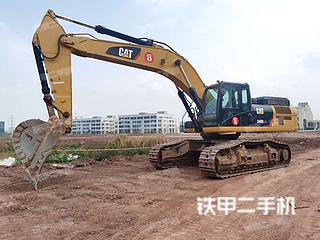 重庆-重庆市二手卡特彼勒340D2L挖掘机实拍照片