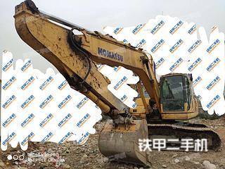 陕西-咸阳市二手小松PC220-8挖掘机实拍照片