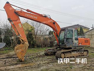 日立ZX200-3G挖掘機實拍圖片