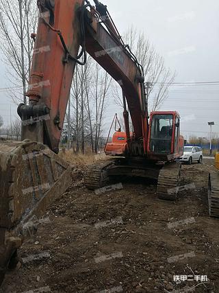 北京斗山DH300LC-V挖掘機實拍圖片