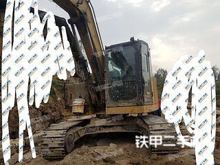 達州卡特彼勒310小型液壓挖掘機實拍圖片