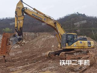 小松PC450-7挖掘機實拍圖片
