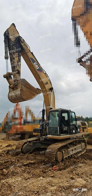 卡特彼勒336D2-XE液壓挖掘機實拍圖片