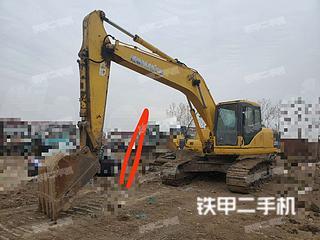小松PC200LC-7挖掘機實拍圖片